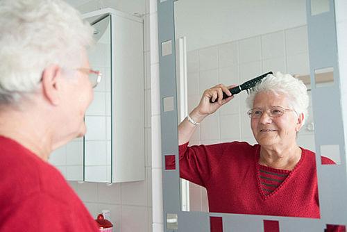 Altersgerechtes Badezimmer - 60plusminus